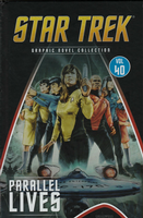 Star Trek Graphic Novel Collection Vol 40: Parallel Lives